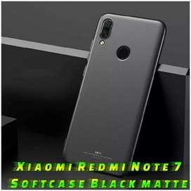 Matte Black Case Best seller Redmi Note 7