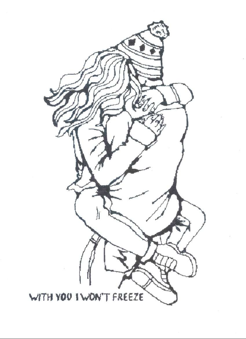 Couples sketch 0