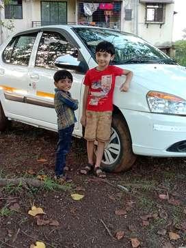 Tata Indigo Ecs 2017 Diesel 39500 Km Driven