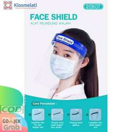 Face Shield Robot Anti Foq Safety Pelindung Muka