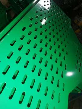 Cable Tray Ladder Perforated SS Mesh unistrut channel complete solutio