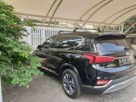 Hyundai Grand Santa fe CRDi Dijual BU