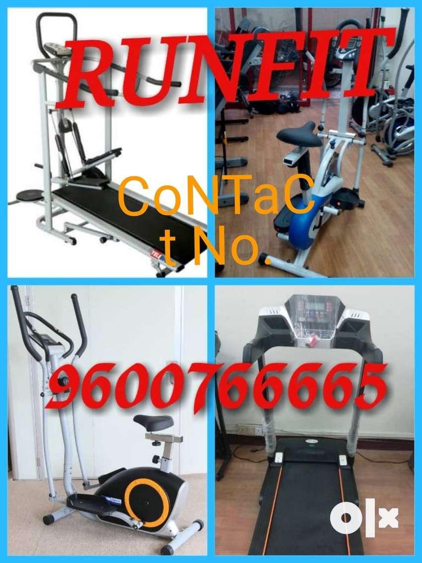 Home use fitness equipment treadmill 0