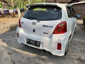Toyota Yaris E AT 2013 Last Edition