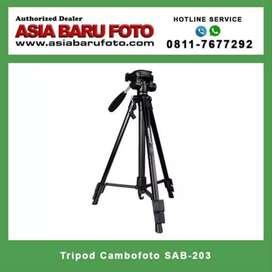Tripod cambofoto SAB-203