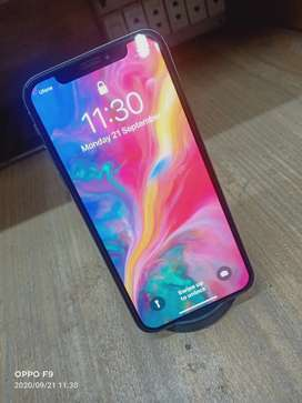 Iphone x (256gb) (Face ID off) with Apple Airpods Pro
