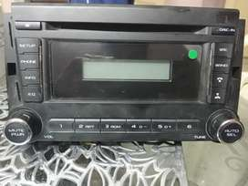 Scorpio car stereo in brand new condition