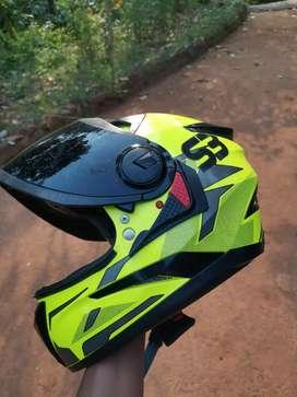 Helmet Steelbird SBH-17 fluorescent