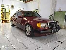 W124 230E AT th.1992 tinggal gas