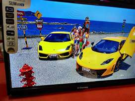 """32"""" smart DH Discovery brand new led tv at 9999"""