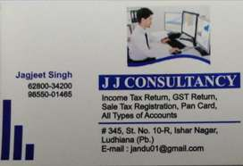 Part Time Accounting Service