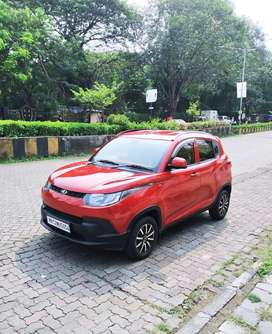 Mahindra Kuv 100 G80 K4 PLUS 5STR, 2017, Diesel