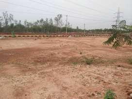 Open Plot near Srisailam Highway