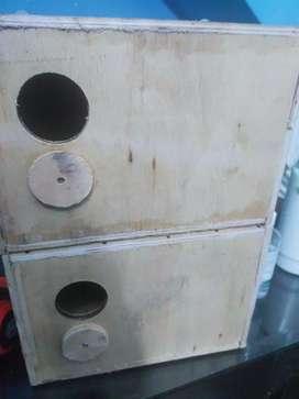 COCKTAIL BREEDING BOX RS-500 FOR EACH  BOX