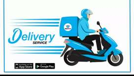 Helpyyy delivery partner