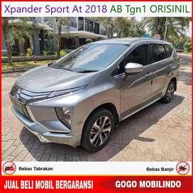 Xpander Sport At 2018 AB Tgn1 Orisinil Bisa Kredit
