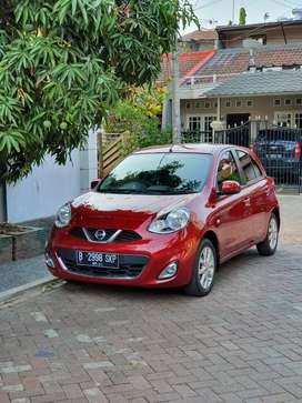 nissan march type high /xs matic km 24 rb (hrg cash)