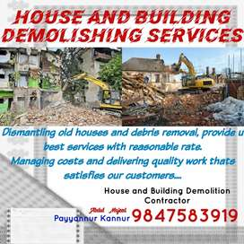 House and Building Demolition Contractor