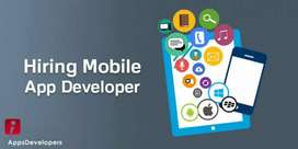 Required Web and Mobile Application Developers
