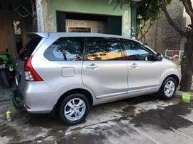 Toyota Avanza G 1.5 Setara Veloz Manual Tahun 2013 Airbag, 2014 / 2012