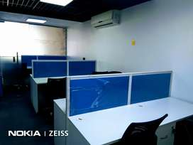 Fully furnished office, Noida sector 63