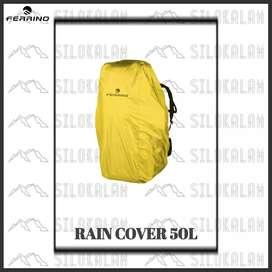 FERRINO RAIN COVER 50L ORIGINAL not vaude osprey deuter berghaus tnf