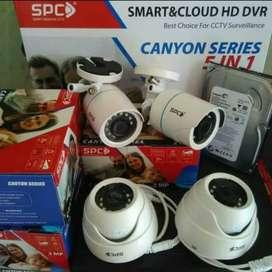 CCTV SPC 2MP 1080p
