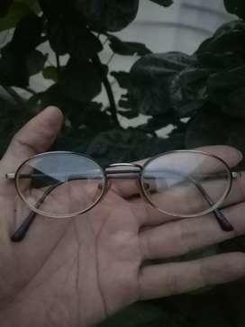 Kacamata LORENTZ Japan 18KGP original..