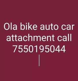 Ola car auto bike taxi attachment