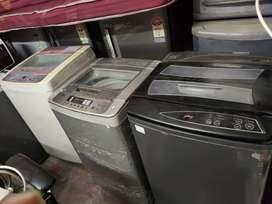 Used Fridge, Washing machine, cot, etc.,