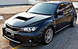 Subaru WRX Sti Turbo Hatcback ST 2013 Mantap
