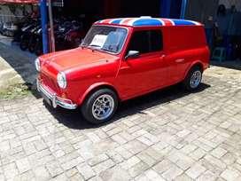 Morris mini van / mini Cooper 1967 Matic