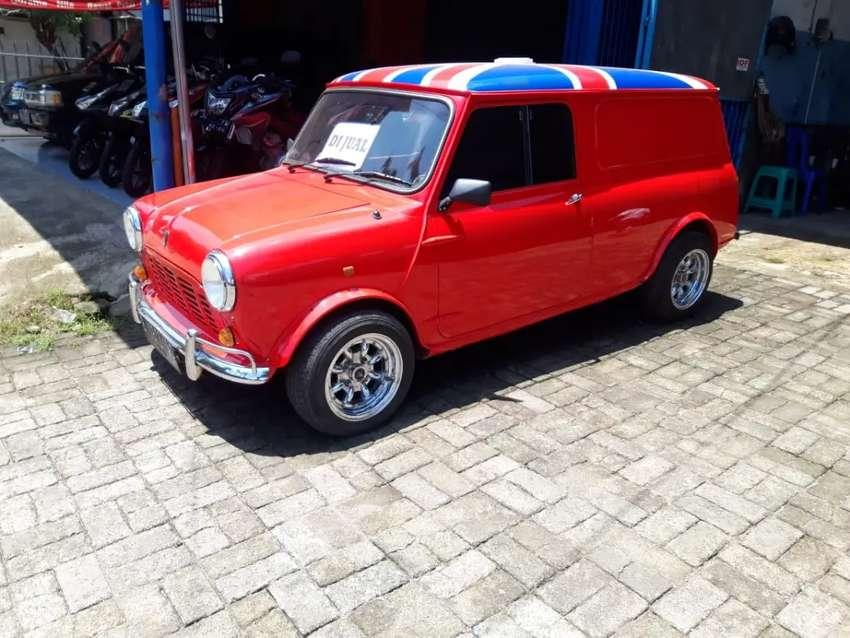 Morris mini van / mini Cooper 1967 Matic 0