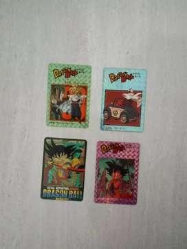 Kartu koleksi langka dragon Ball z