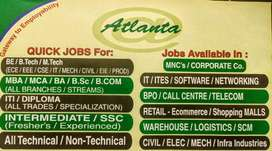 Urgent Required Customer Care Executives