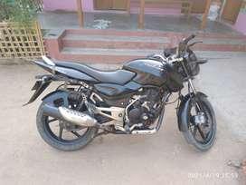 Bajaj Pulsar 150Dts-i.Urgent sell need money.