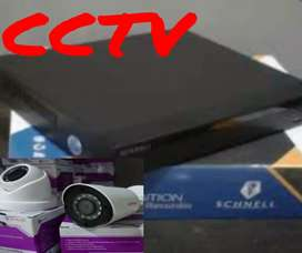 Kamera keamanan, cctv 4 out