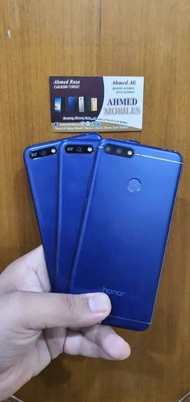 Honor 7a 32 gb ( Brand new ) 10/10 condition pta approved