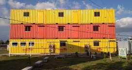 Jual dan sewa container & Portacamp