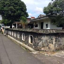 Dijual Rumah Tua Mampang Prapatan Hitung Tanah Luas 1300m2 at Jaksel