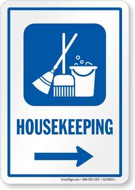 Loker Housekeeping / Public area Di Hotel Grand Manura