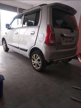 Maruti Suzuki Wagon R, 2015, Petrol