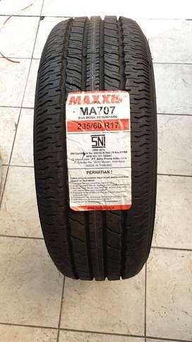 MAXXIS MA707 235/60 R17 Ban Mobil OEM CHEVROLET Captiva New - MURAH