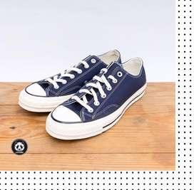 Sepatu Converse 70s Low Navy Original Garansi Uang Kembali Lk.10