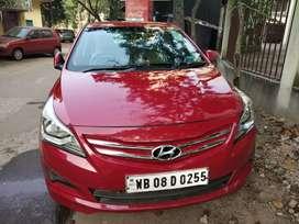 Hyundai Fluidic Verna 2017 Petrol 15362 Km Driven Very good condition
