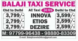 Balaji Taxi Service