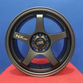 Velg Racing Mobil Honda Jazz HSR Kailolo R16 Bisa Tukar Tambah