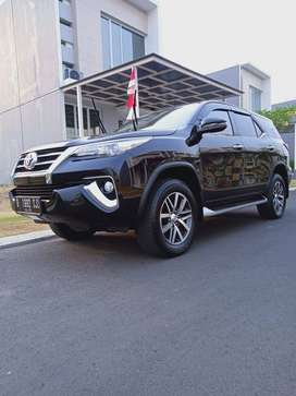TOYOTA FORTUNER 2.4 4X2 VRZ Diesel AT 2018