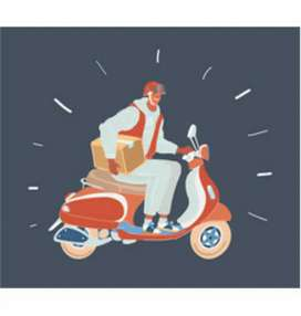 Wanted food delivery boys in Eluru
