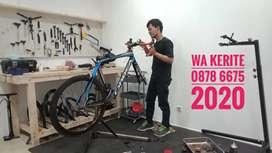 Kami mencari mekanik yg hobby sepedaan